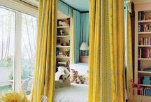 Lovely Bedrooms / by Shelly Hood