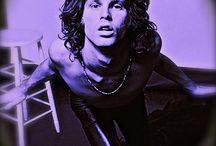 The Lizard King / The genius himself, Jim Morrison ❤️ / by Di Hernandez