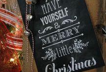 Christmas ~ Printables