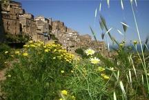 """Badolato, Ancient Village / Badolato is an ancient village, which has been recognized """"Wonder Italian"""""""