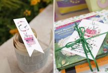 Baby Shower - Story Book (Pastels) / by Kaitlyn Lowery
