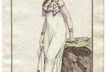 Regency sleeveless spencer and bodice