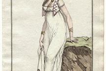 Regency sleeveless spencer and bodice