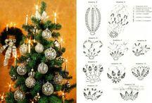 Karacsonyfa gömbök