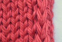edges knit & crochet