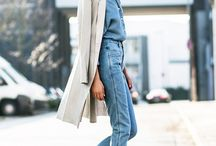 Denim Overload / The best denim outfits to copy now!