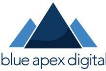 Blue Apex Digital / Blue Apex Digital web design, hosting on Google Cloud, SEO and social media strategy.