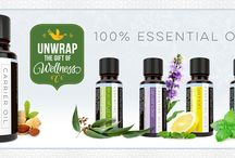 Essential Oils / Therapeutic benefits of Essential Oils