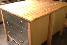 KITCHEN ISLANDS / by Diane Nissen-Lubitz