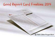 Freebies Lists / Freebies!