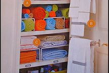 Organization Tips / by Alison Moncravie