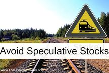 Speculative Investing / For a small percent of your portfolio, speculative investments.