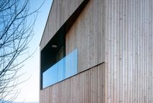 Architecture Timber Cladding