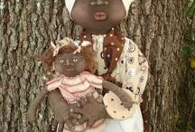 dolls i love / by Donna Bibb