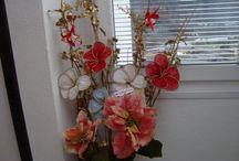 Le Maddine arredano / Handmade decorations for our home