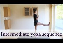 Yoga videos / by A Keys Massage