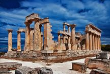 Temple of Aphaia Athena / http://www.greeklandscapes.com/greece/aegina/aphaia.html