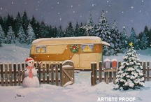 ReTro/ViNtAgE TrAiLeRs...how cute!! / by Suzanne O'Gorman