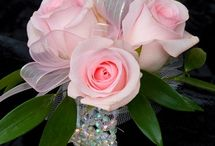 Prom Flowers / Corsage and Boutonniere ideas for the Prom