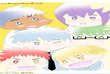 Kuroko no Basuke Chibi / it's the time to get Yeaaahhh... >__<