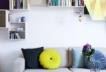 Ny stue / Ideer til ny indretning af stue