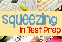 Test Prep / Board full of motivation, ideas, and tools to help students (and teachers) prepare for tests.