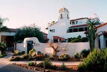 W E D D I N G . L O C A T I O N S / Amazing wedding locations in the Santa Barbara area.