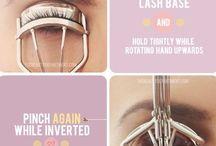 Makeup tips og påføring steg for steg
