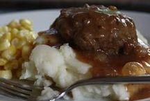 Steak ~ Beef dishes