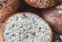 LowCarb Brot/Brötchen Frühstück