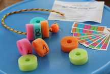Student made math materials / Why? Enhances knowledge Requires additional maths skills Using a variety of manipulatives develops meaningful understanding Gives students a personal connection to the learning experience.