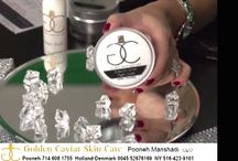 Golden Caviar Skin Care Shows / One on one with Pooneh as she takes you through GCSC's most popular products and social media