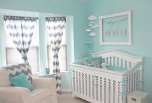 Baby Rooms / Work related - Researching baby room trends and ideas