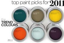 Paint Trends / by Liz Kiernan Reardon
