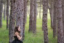 Fairy tales / Los bosques, sitios llenos de magia...