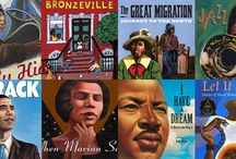 Black History Month / Book suggestions & teaching resources for Black History Month and beyond