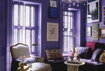 purple for Grandma B / by Becky Eriksson