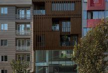 facade shading