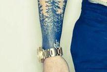 Tatuaggio albero