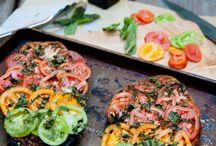 savory seasonal eats -- summer