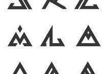 miminalist symbols