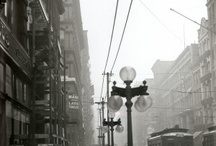 The Streets of St. Louis / Enjoy this gallery of some of our favorite city images. If you're out and about in St. Louis, download our Historic St. Louis App: http://bit.ly/zdK8as or visit us on Historypin.com: http://bit.ly/I6ukQf.