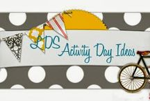 Activity days / by Kristine Malan
