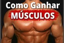 você gostaria de ganhar massa muscular? / você gostaria de ganha massa muscular?  estaja em forma ideal...