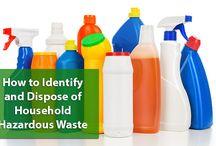 Waste Disposal / Waste Management, Recycling, Reducing Waste, Zero Waste, Reuse, Upcycling, Waste Disposal, Hazardous Waste