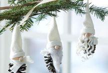 Julepynt DIY