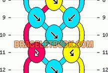 Bracelet Patterns / by Hazel O'Connor