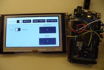 Arduino schermo TFT