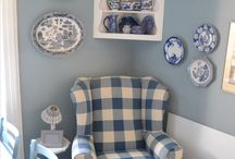 Gingham style, design and interiors / Keep gingham fresh! Classic fabric design doesn't always have to look predictable.