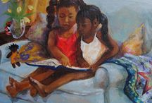 The Book in Art / by Everly Singleton
